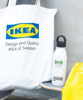 IKEA Has Released A Merchandise Line Including T-Shirts, Towels, Tote Bags And More