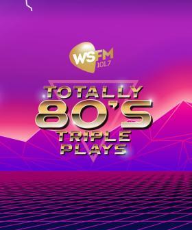 WSFM's Totally 80's Triple Plays