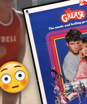 After Almost 40 Years, Someone's Found An X-Rated Wardrobe Malfunction In 'Grease 2'