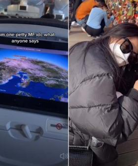 Woman Flies 9500km Just To Remove Love Lock With Ex...?