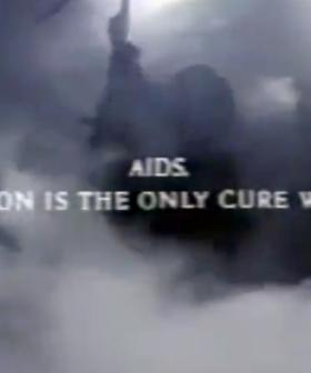 Remember The 80s AIDS Commercial? We Created A Similar Ad For The Vaccine!
