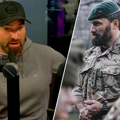What SAS Australia's Ant Middleton Learnt During His Stint In Prison