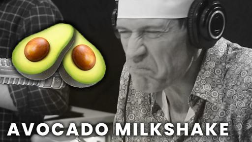 Would You Try An Avocado Milkshake?