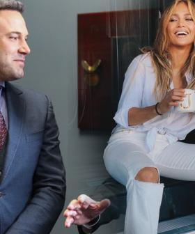 Is This PROOF That Ben Affleck And Jennifer Lopez Are Back Together?