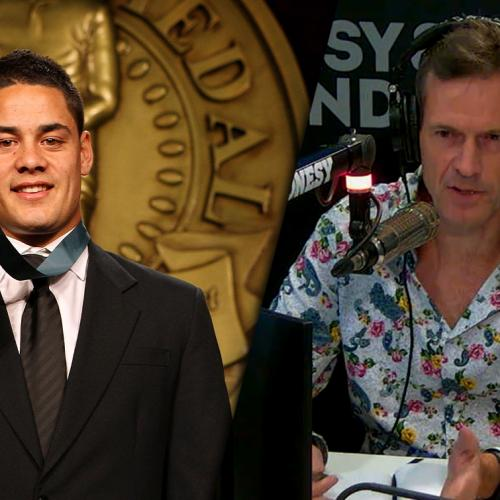 Jarryd Hayne's Name SHOULDN'T Be Removed From Dally M, It Should Be REPLACED!