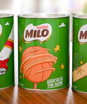 MILO Now Comes In Limited Edition Collectable Tins And They Are Adorable!