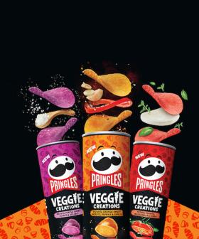 Pringles Have Dropped A New VEGGIE Range So You Can Hit Your Veggie Intake For The Day