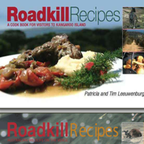 Someone Has Made Not One, But Two 'Roadkill Recipe' Cookbooks
