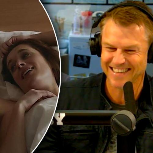 Rodger Corser Reveals What REALLY Happens During Those Intimate Scenes In 'Doctor Doctor'