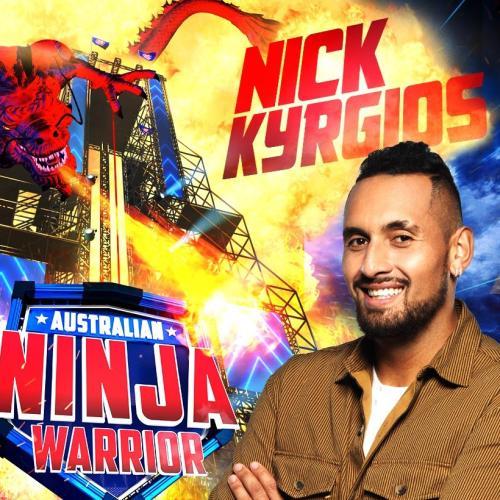 Seems Like Nick Kyrgios Needed A Good Behaviour 'Chaperone' On Set