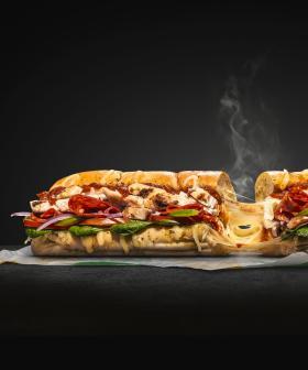 Subway Has Brought Back Its Indulgent Cheesy Garlic Bread