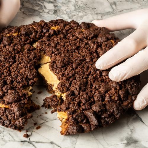Messina Is Releasing An Indulgent Choc Malt Cheesecake Cookie Pie