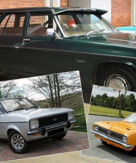 Classic Car Owners Cashing In On BOOMING Market In Australia