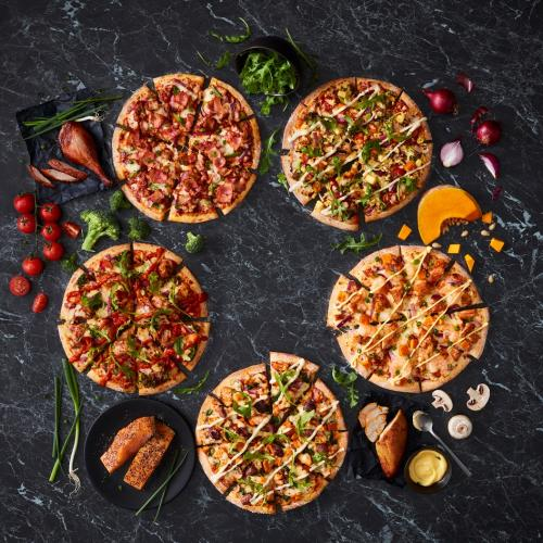 Domino's Adds Broccoli And Salmon 'Superfood' Pizzas To Their Menu