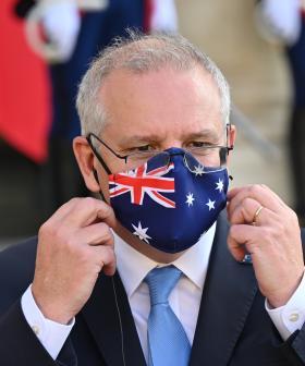 "PM Scott Morrison: ""I'm Glad [Gladys] Isn't Locking Down The City"""