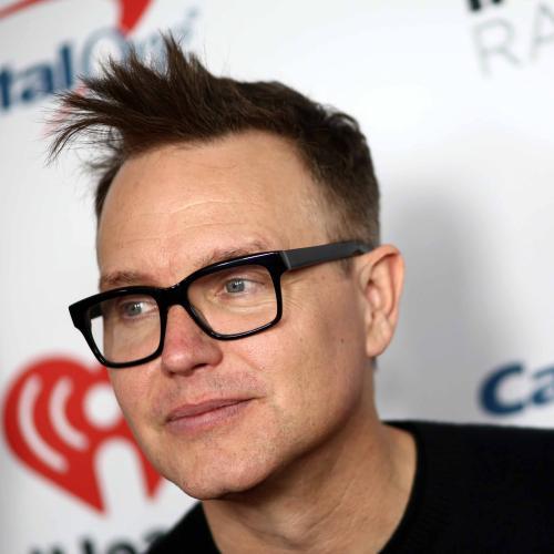 Blink 182's Mark Hoppus Reveals He's Been Fighting Cancer
