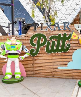 """""""To Infinity And Beyond!"""": Pixar Putt Is Returning To Sydney!"""