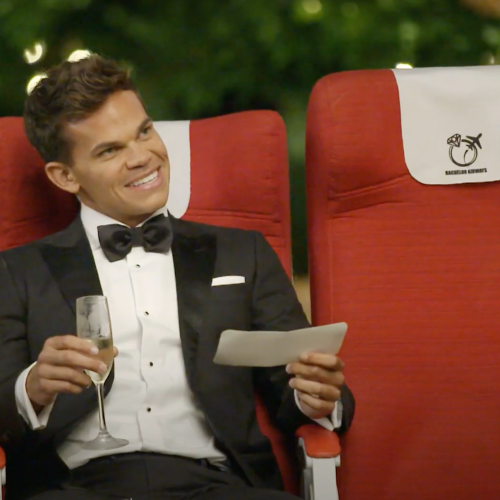 Channel 10 Gives Us A Sneak Peek At The New Bachelor, Jimmy Nicholson
