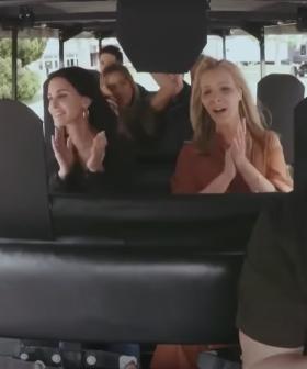 The 'Friends' Cast Get Emotional, Singing Theme Song In Carpool Karaoke