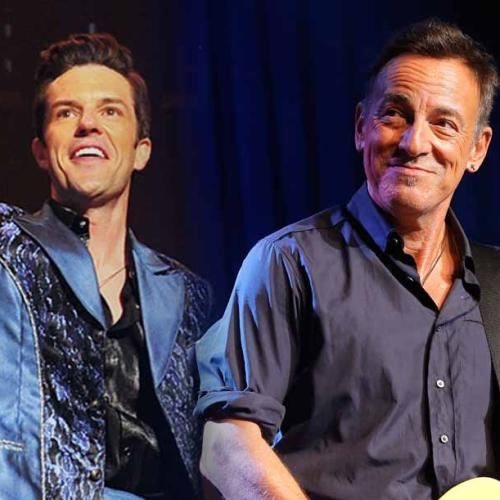 Bruce Springsteen Has Collaborated With The Killers... & Yep, It Sounds Pretty Bloody Boss