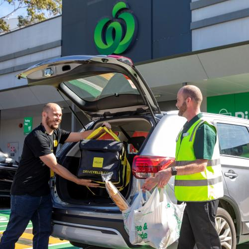 Woolworths Is Offering Grocery Delivery Within Two Hours!