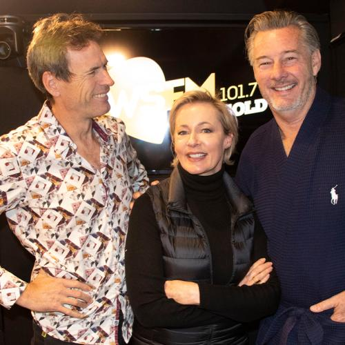 Why Did Barry Du Bois Come In Wearing A ROBE This Morning?