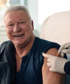 """Channel 9's New Vaccine Ad Under Fire For Being """"Too White"""""""