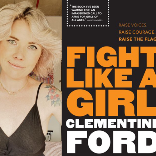 Clementine Ford's 'Fight Like A Girl' To Become TV Series