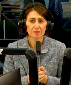 NSW Premier Gladys Berejiklian With The LATEST On The Vaccination Rollout