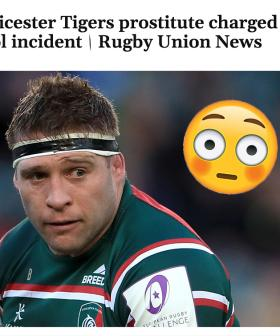 """English Rugby Hooker Accidentally Labelled """"Prostitute"""" By US News Sources"""