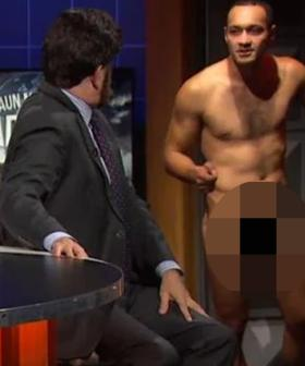 Viewers Left Stunned After ABC Airs Full Frontal Nudity During Shaun Micallef's 'Mad As Hell'