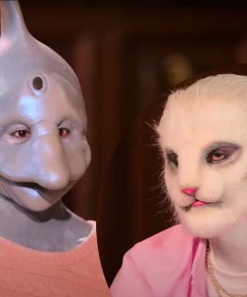 There's A New 'Masked' Dating Show Called 'Sexy Beasts'