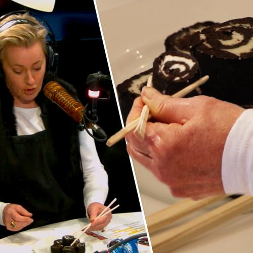 Have You Heard Of The New Oreo Sushi Trend? We Tried It!