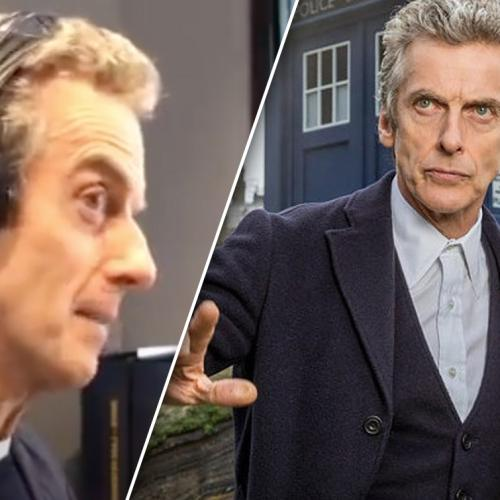 Why Peter Capaldi Once TURNED DOWN 'Doctor Who' Role