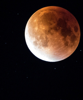 Here's Your Chance To See The Last Supermoon Of 2021 - The Strawberry Moon!