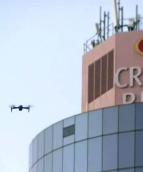 Drone Spotted Flying Pack Of Ciggies To Quarantine Hotel