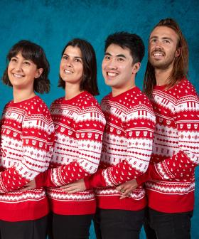 KFC Is Releasing Limited Edition Christmas In July Sweaters
