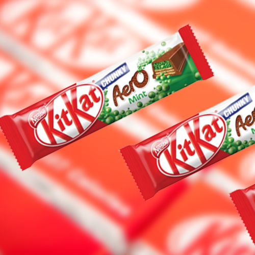 Kit Kat & Aero Are Merging Into One Bar And It Sounds Delicious