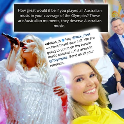 Channel 7 Agrees To Play More Aussie Music During Games After Artist's Plea Goes Viral