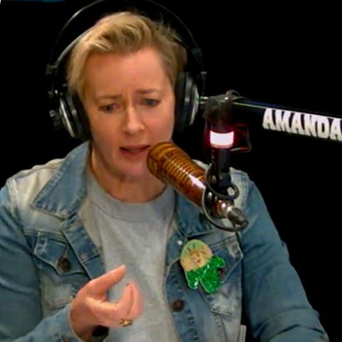 Amanda Keller Has Noticed Something Peculiar In Lockdown