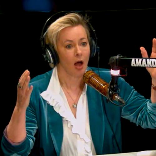 """It Made Me Furious"": Amanda Keller SLAMS 'Freedom Rally' Protestors"