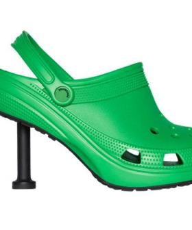 Crocs' New Collab Features A Croc Stiletto... Yes This Is Real And They're £800