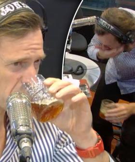 Jonesy & Amanda Try WHALE VOMIT Beer!