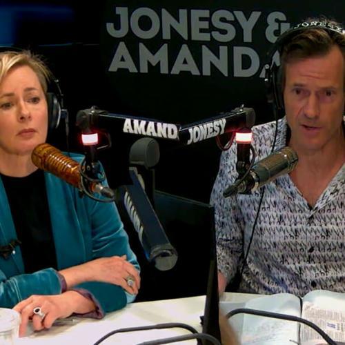 Jonesy & Amanda Applaud Medical Receptionists Amid Influx Of Vaccine Queries