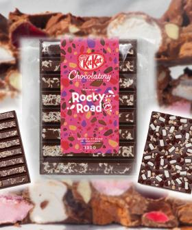 KitKat Releases New Special Edition Rocky Road Flavoured Chocolate Bar!