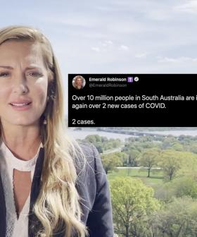 A US Journalist Claims That There Are 10 Million People In South Australia