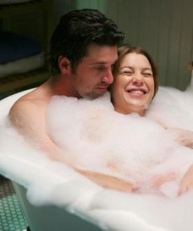 Grey's Anatomy's Ellen Pompeo Reveals Husband Wasn't Happy About Steamy Scenes With McDreamy
