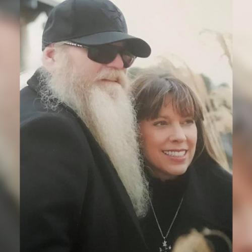 """""""He Was Gone In An Instant"""": Dusty Hill's Widow Recalls His Final Moments"""