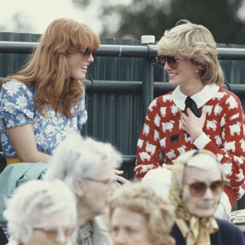 """""""She Was My Best Friend"""": Sarah Ferguson On Her Relationship With Princess Diana"""