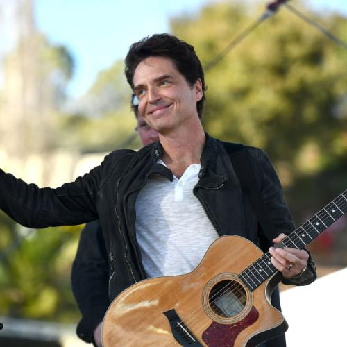 Richard Marx Opens Up About Being Held At Gunpoint In Taiwan